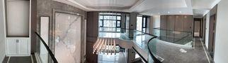20万以上140平米别墅现代简约风格阁楼欣赏图