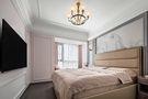 富裕型120平米三室两厅轻奢风格卧室图片大全