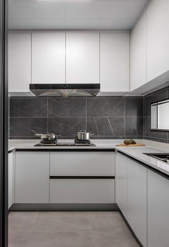 3-5万90平米现代简约风格厨房图片