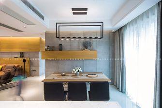 豪华型140平米四室两厅港式风格餐厅欣赏图