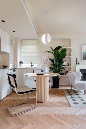 富裕型60平米北欧风格客厅装修效果图
