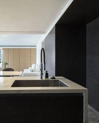 140平米四港式风格厨房欣赏图
