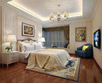 140平米四欧式风格卧室装修案例