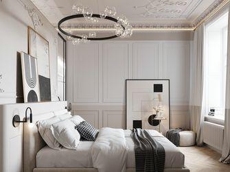 20万以上100平米三室两厅法式风格卧室装修效果图