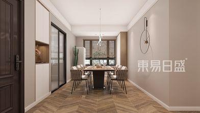120平米三田园风格餐厅装修案例