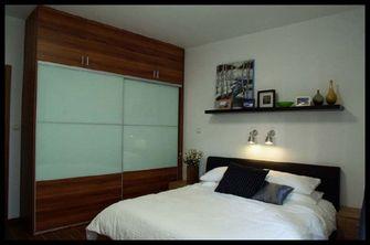 140平米三现代简约风格卧室图片大全
