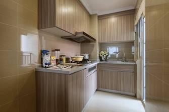 经济型60平米一室一厅北欧风格厨房效果图