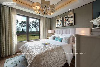 15-20万140平米三室一厅新古典风格卧室效果图