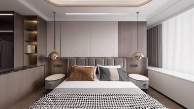 20万以上140平米三室四厅现代简约风格卧室图