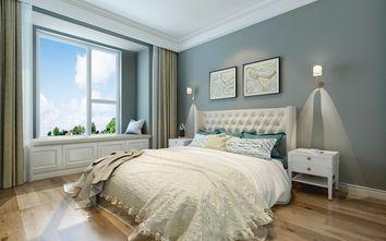 140平米三室两厅混搭风格卧室图片