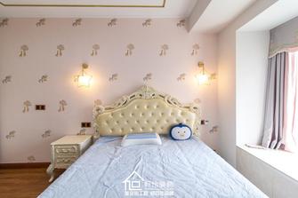 140平米四室一厅现代简约风格青少年房图片