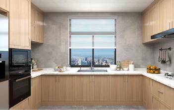 经济型60平米一居室中式风格厨房装修效果图