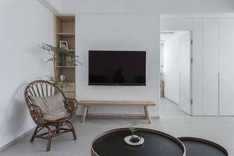 10-15万50平米现代简约风格客厅图