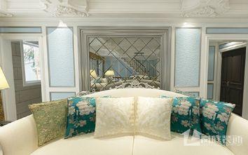 豪华型140平米四室三厅法式风格客厅图片大全