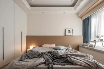 经济型90平米三室两厅日式风格卧室效果图