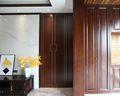 20万以上140平米三室两厅中式风格阳台图片大全