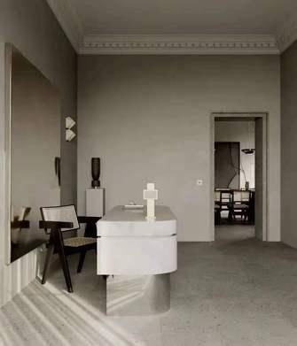 豪华型130平米四室三厅日式风格书房效果图