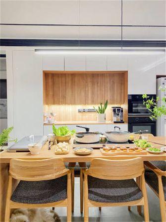 经济型60平米一室一厅混搭风格餐厅装修案例