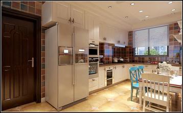 富裕型140平米三室两厅地中海风格其他区域装修图片大全