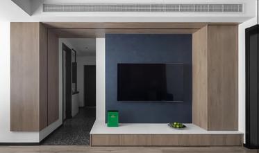 富裕型130平米三现代简约风格走廊图片