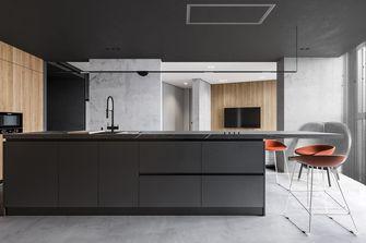 10-15万110平米三室一厅现代简约风格厨房图片大全