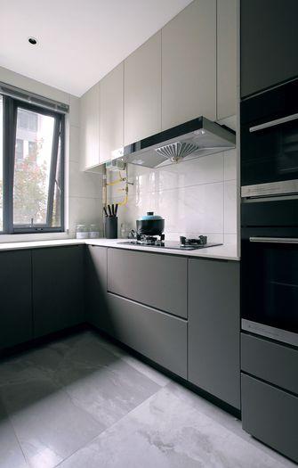 富裕型140平米四室两厅美式风格厨房设计图