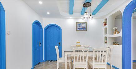 地中海风格餐厅效果图