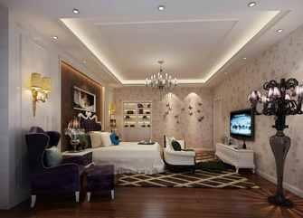豪华型140平米四欧式风格卧室图