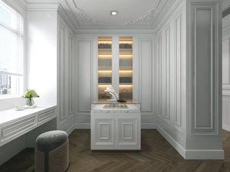 140平米三室一厅法式风格衣帽间装修图片大全