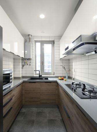 110平米日式风格厨房图片