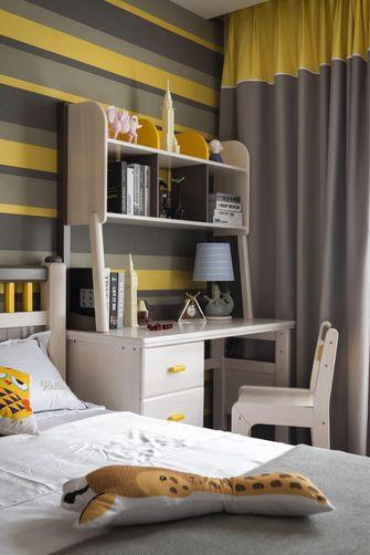 富裕型120平米三室两厅美式风格青少年房效果图