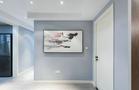 20万以上130平米三室一厅北欧风格走廊图片大全