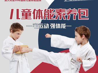 菲动儿童武道体能(锦艺城中心)