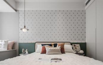 富裕型100平米三室一厅现代简约风格青少年房效果图