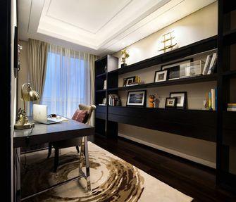 130平米三室两厅轻奢风格书房效果图