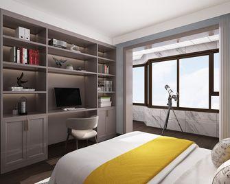 140平米三室两厅美式风格青少年房装修案例
