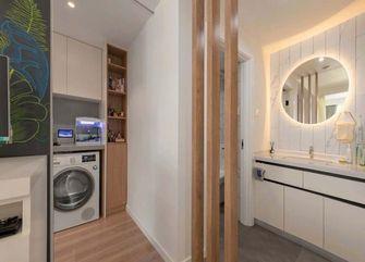 5-10万50平米一居室日式风格卫生间装修效果图