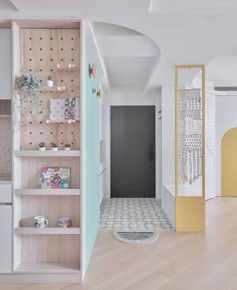 120平米四室两厅现代简约风格玄关欣赏图