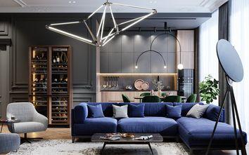 三欧式风格客厅装修效果图