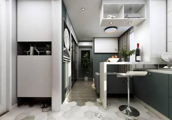 50平米公寓欧式风格客厅图片