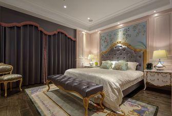 经济型110平米三室一厅东南亚风格客厅装修案例
