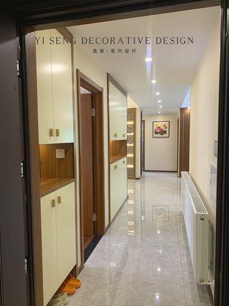 富裕型120平米三中式风格玄关欣赏图