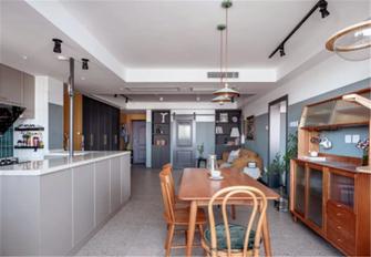 20万以上140平米三室两厅新古典风格厨房装修图片大全