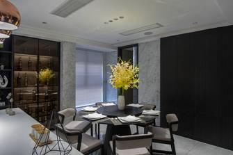 15-20万130平米欧式风格餐厅设计图