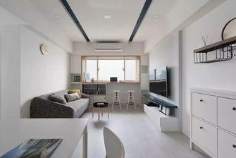 3-5万60平米公寓欧式风格客厅效果图