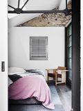 富裕型70平米复式混搭风格卧室图片大全
