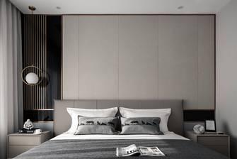 140平米三现代简约风格卧室装修图片大全