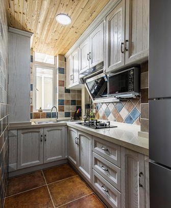 四室两厅地中海风格厨房装修效果图