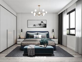140平米现代简约风格卧室装修案例