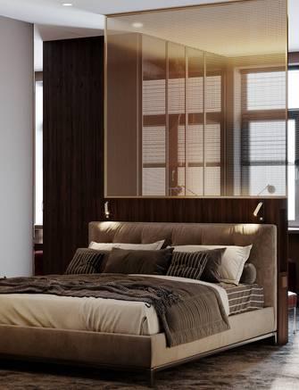 15-20万130平米三美式风格卧室效果图